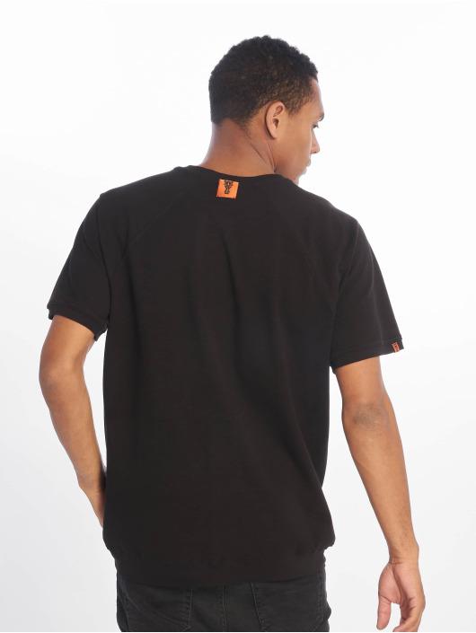 De Ferro T-skjorter Deferrp Piece svart
