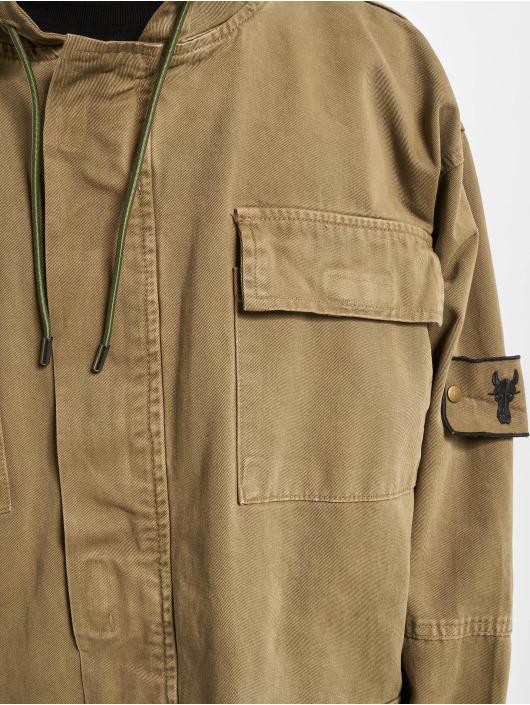 De Ferro Transitional Jackets Oversized oliven