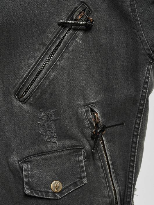 De Ferro Transitional Jackets Inner Explosion svart