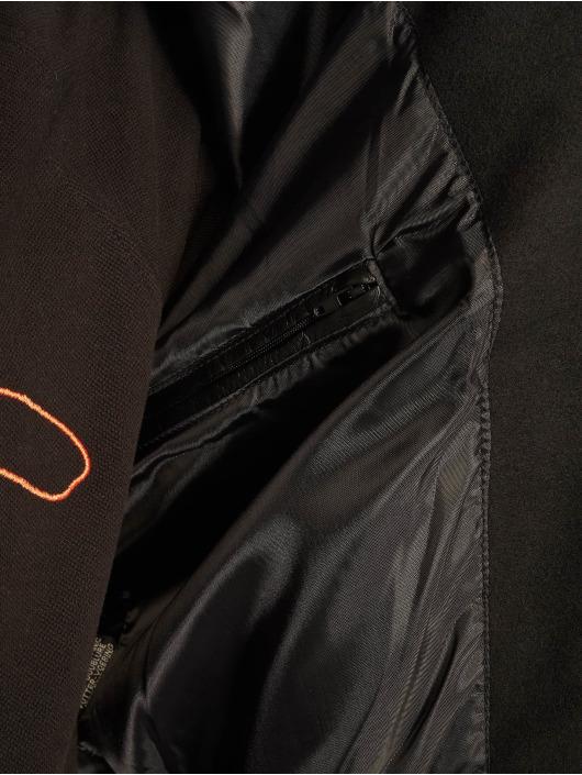 De Ferro Veste & Blouson en cuir Stallion Ride noir