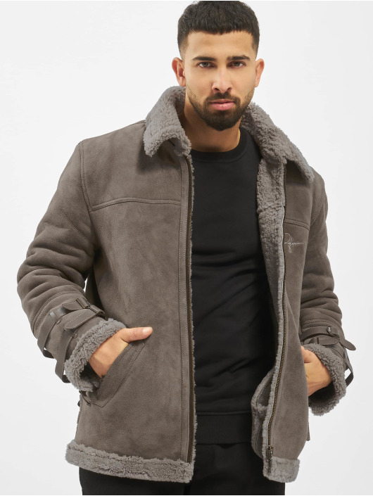 De Ferro Winter Jacket Dread gray