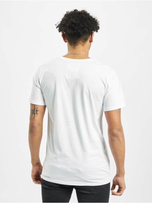 DEDICATED T-Shirt Stockholm blanc