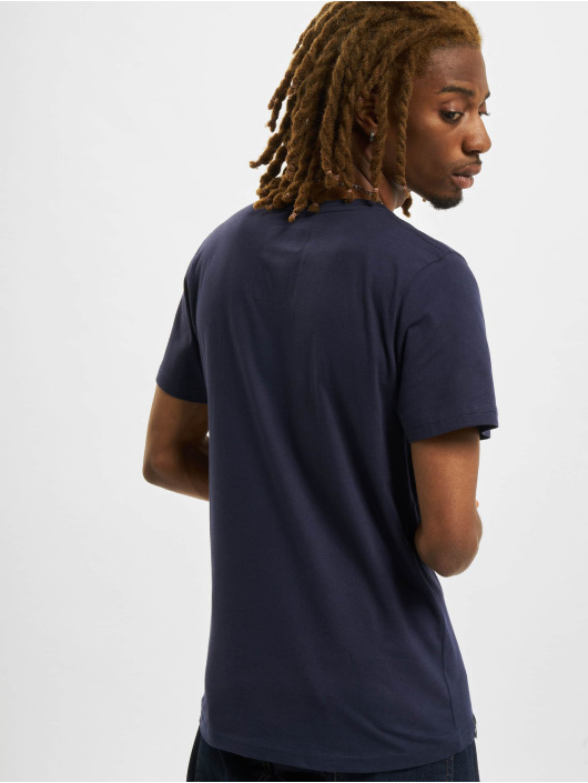 DEDICATED T-Shirt Stockholm bleu