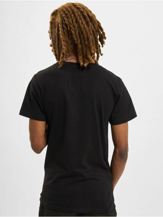 DEDICATED T-Shirty Stockholm czarny