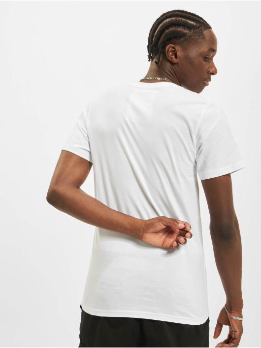DEDICATED T-skjorter Stockholm hvit
