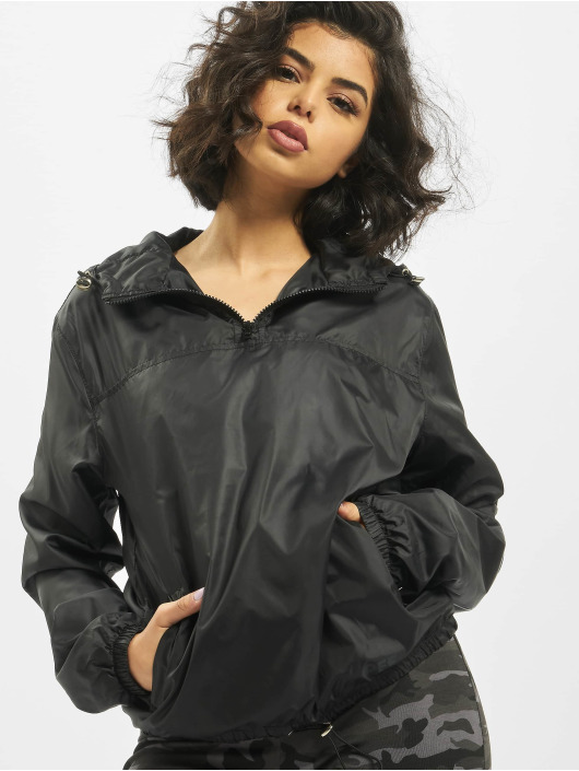 DEF Демисезонная куртка Ramie черный