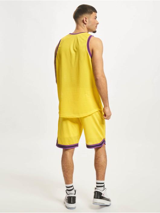 DEF Anzug Basketball gelb