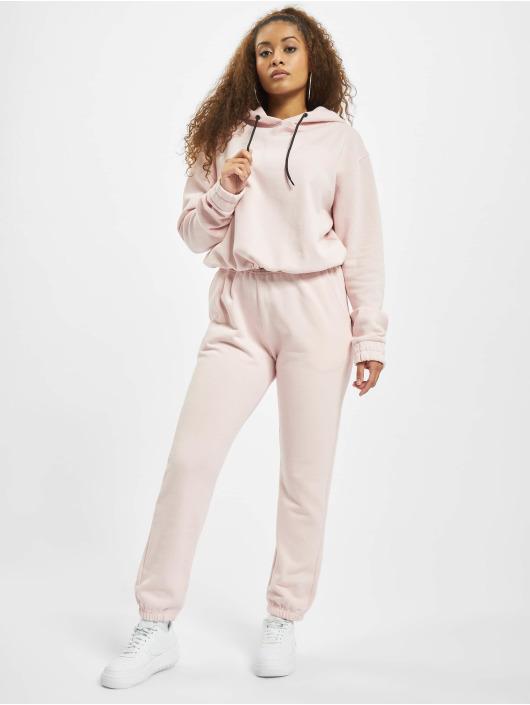 DEF Anzug Pastel rosa