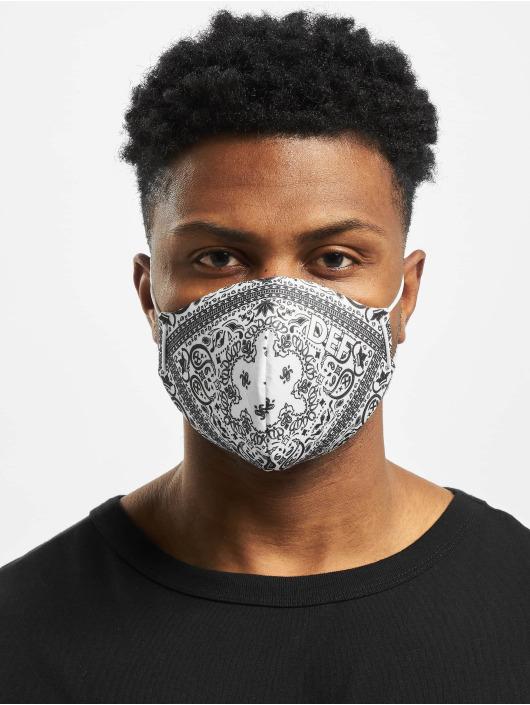 DEF Autres Face Mask blanc