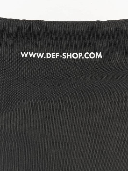 DEF Beutel Logo black