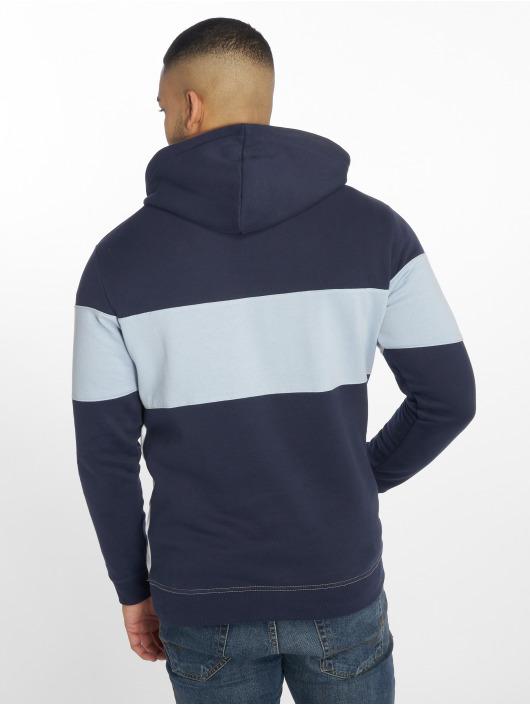 DEF Bluzy z kapturem Joseph niebieski