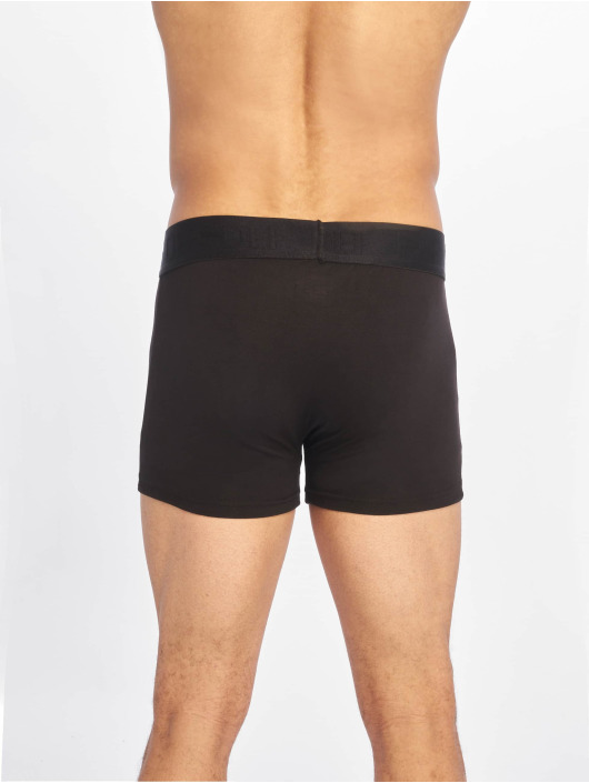 DEF Boxer Short Double Pack black
