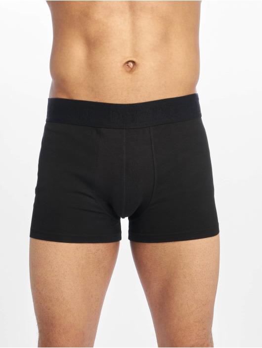 DEF Boxer Short 3er Pack black
