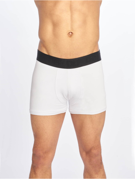 DEF Boxershorts Double Pack weiß