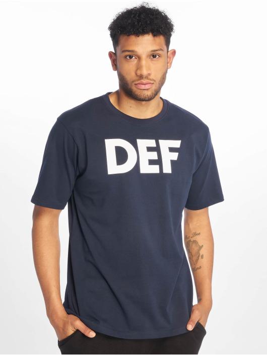 DEF Camiseta Her Secret azul