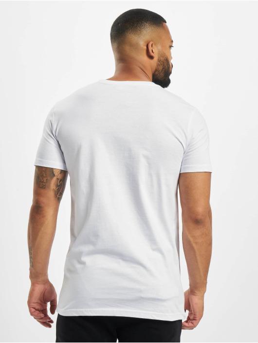 DEF Camiseta Europa blanco