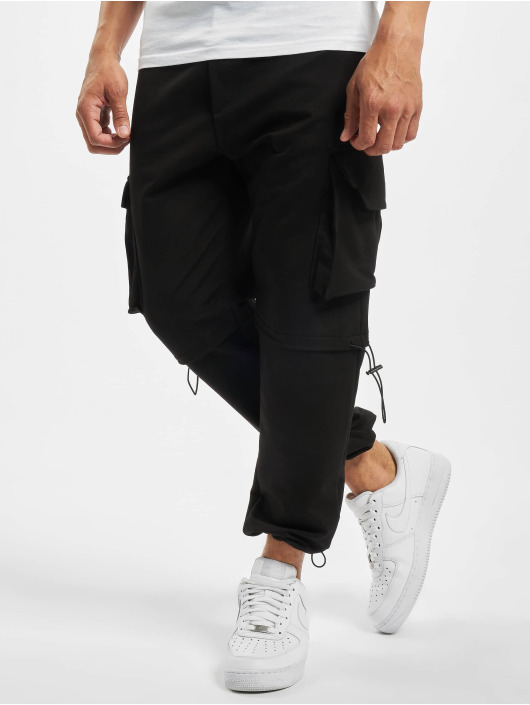 DEF Cargo pants Ryan black