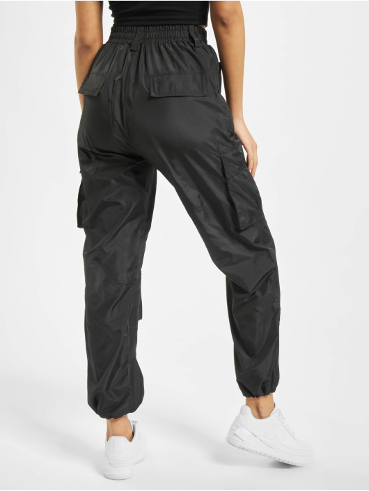 DEF Cargo pants Mary svart