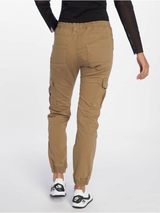 DEF Chino bukser Lea beige