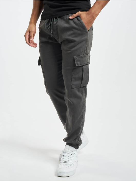 DEF Chino bukser Greg grå