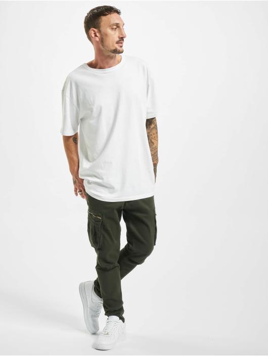 DEF Chino bukser Kuro grøn