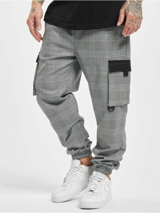 DEF Chino bukser Jack svart