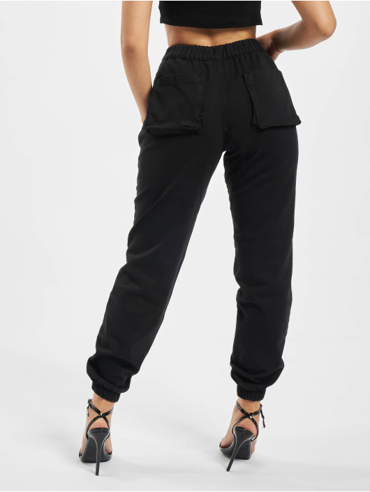 DEF Chino pants Xana black