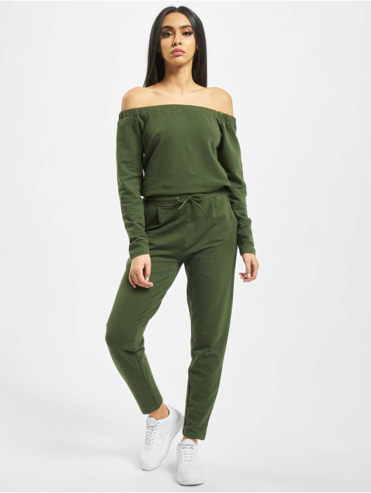 DEF Combinaison & Combishort Stretch olive