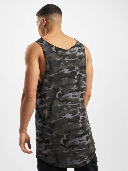 DEF Débardeur Basic camouflage