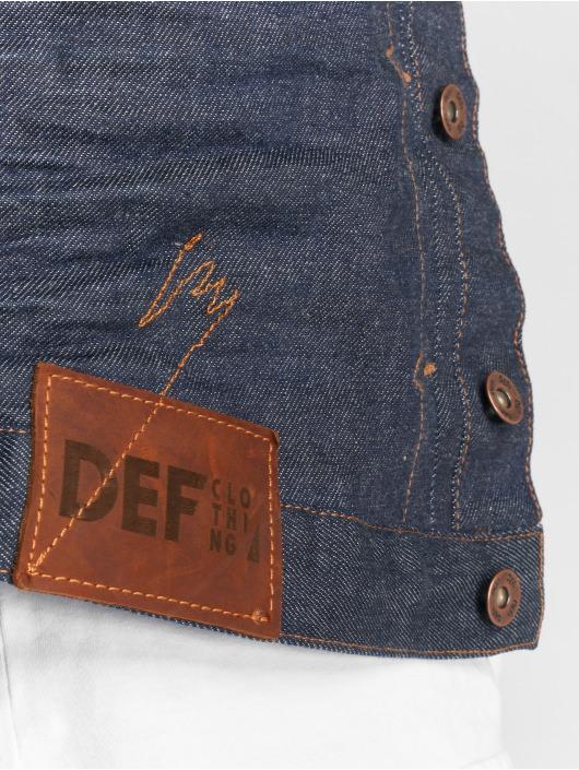 DEF Denim Jacket Tim blue