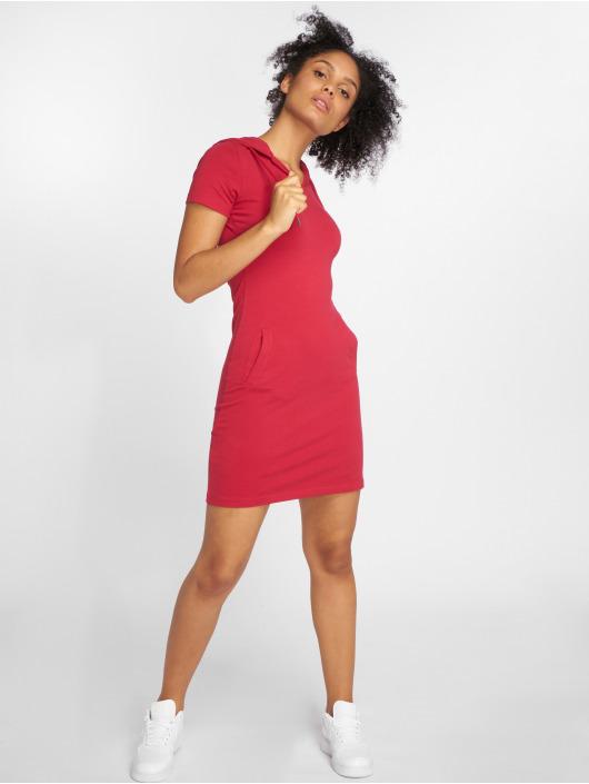 DEF Dress Ätna red