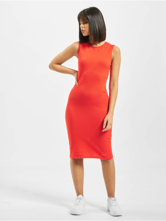 DEF Dress Ashley red