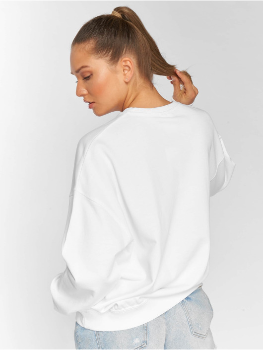 DEF Gensre Sweatshirt hvit
