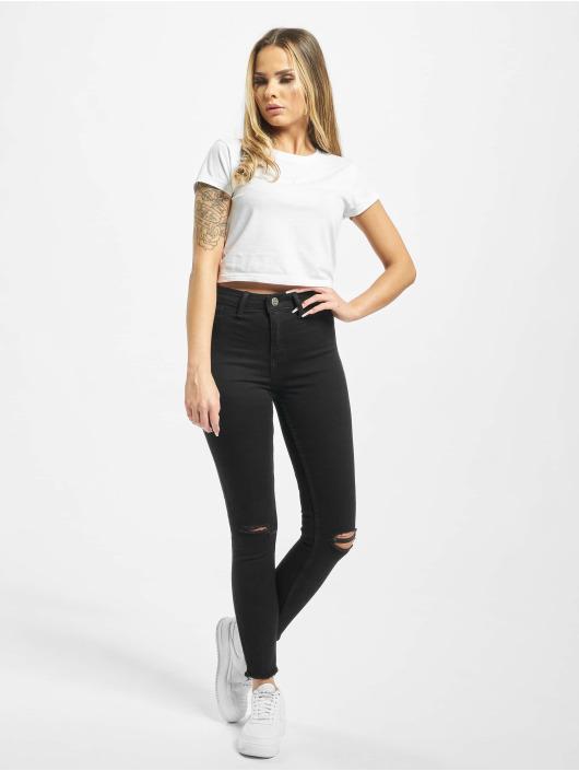 DEF High Waisted Jeans Alla zwart