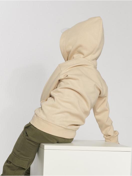DEF Hoodie Lumos beige