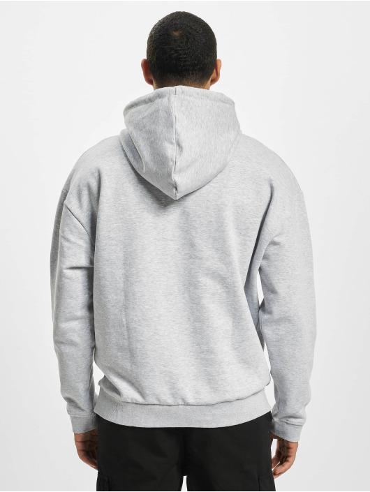 DEF Hoodie Bommel gray