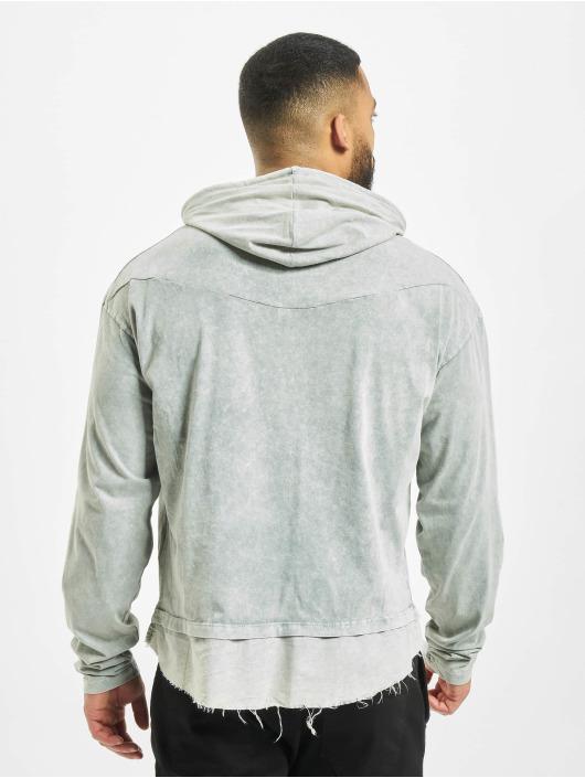 DEF Hoodie Miguel Pablo grey