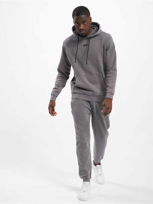 DEF Hoodie Capsule grey