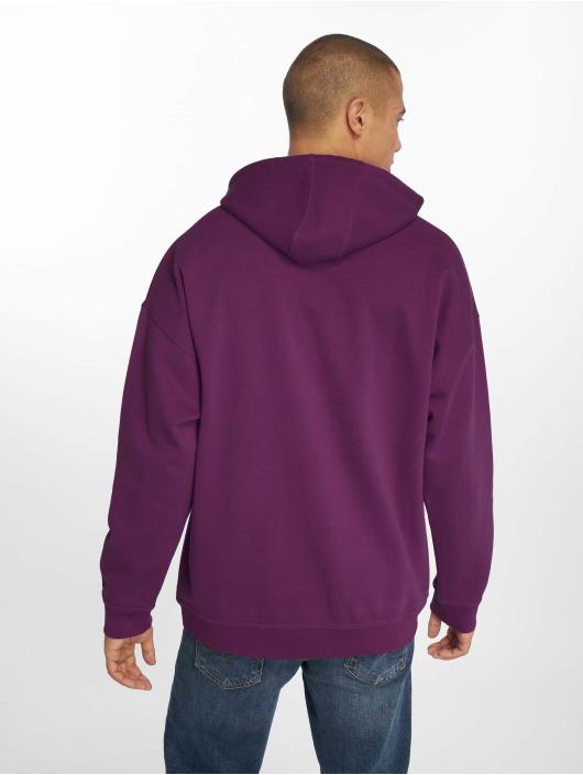 DEF Hoodie Moretus purple