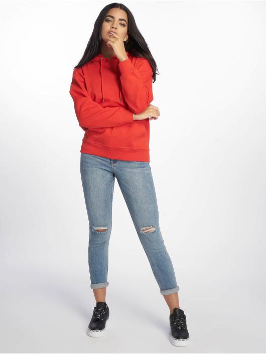 DEF Hoodie Rachel red