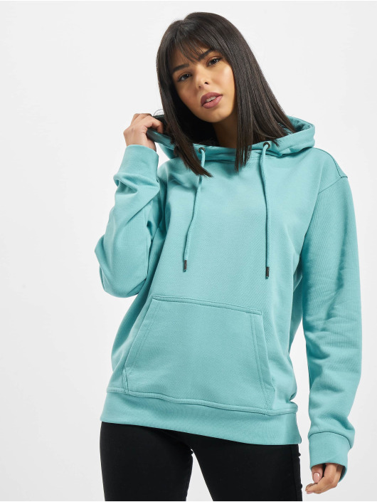 DEF Hoodie Maja turquoise
