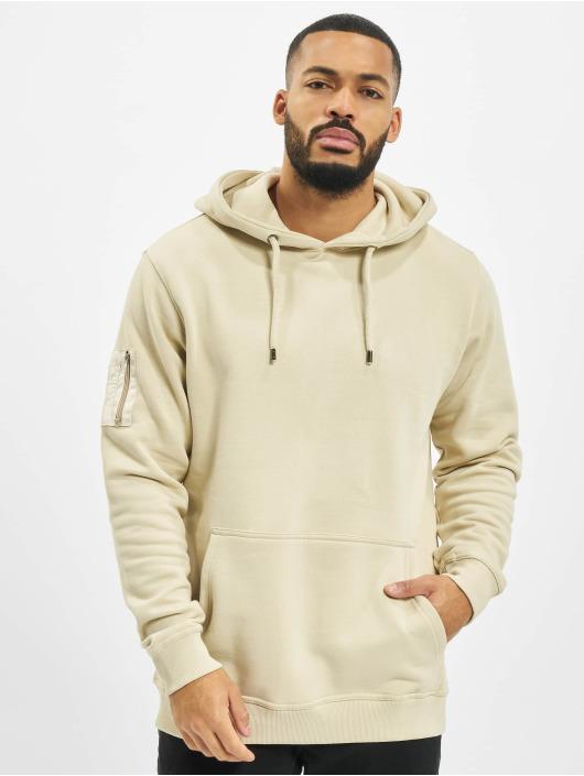 DEF Hoody Upper Arm Pocket beige
