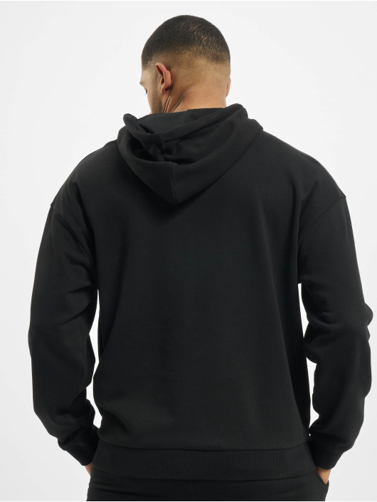 DEF Hoody Sustainable Organic Cotton schwarz
