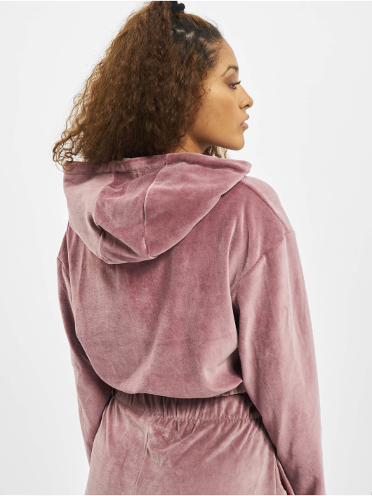 DEF Hoody Nina violet