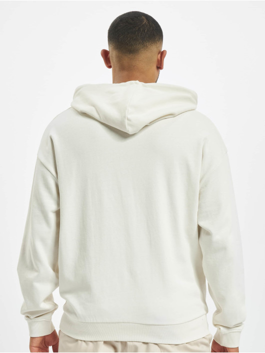 DEF Hoody Sustainable Organic Cotton weiß