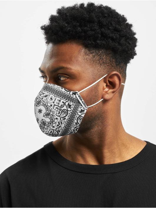 DEF Iné Face Mask biela