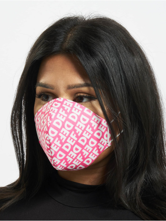 DEF Iné Face Mask pink