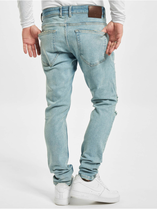 DEF Jean skinny Umit bleu