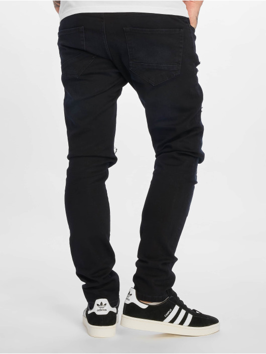 DEF Jeans ajustado Mats Slim negro