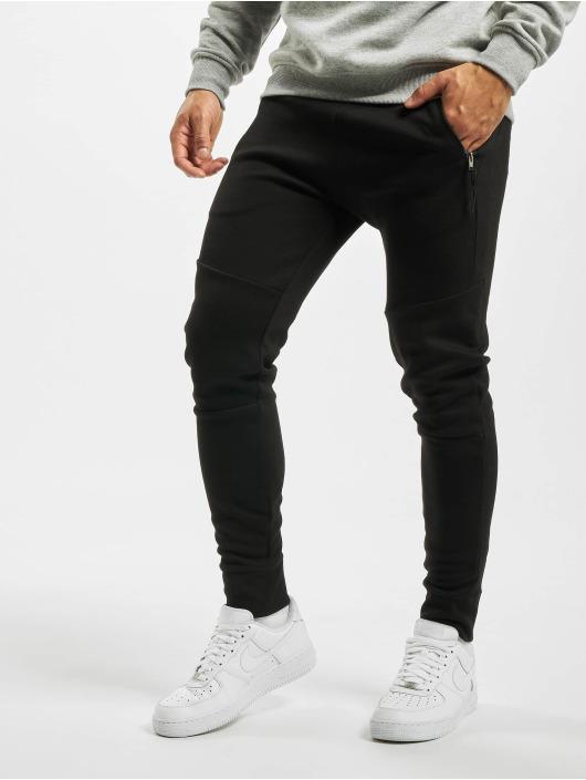DEF Jogging kalhoty Joris čern